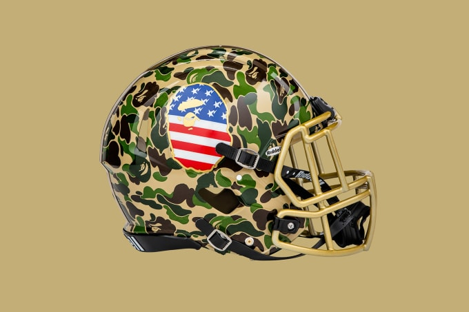 Adidas Football by Bape Helmet