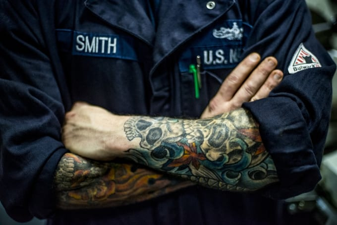 Most Common Tattoos In the Navy | Complex