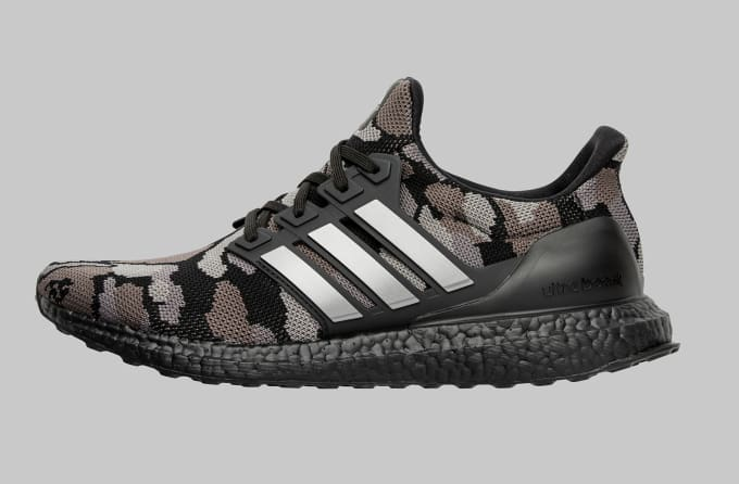 Adidas Football by Bape Ultra Boost 'Black'