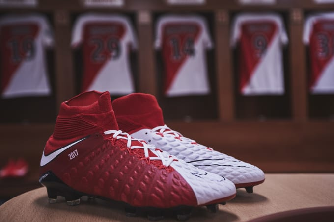 huge discount 097f8 717ef Nike Just Gave AS Monaco Sensation Kylian Mbappé His First ...
