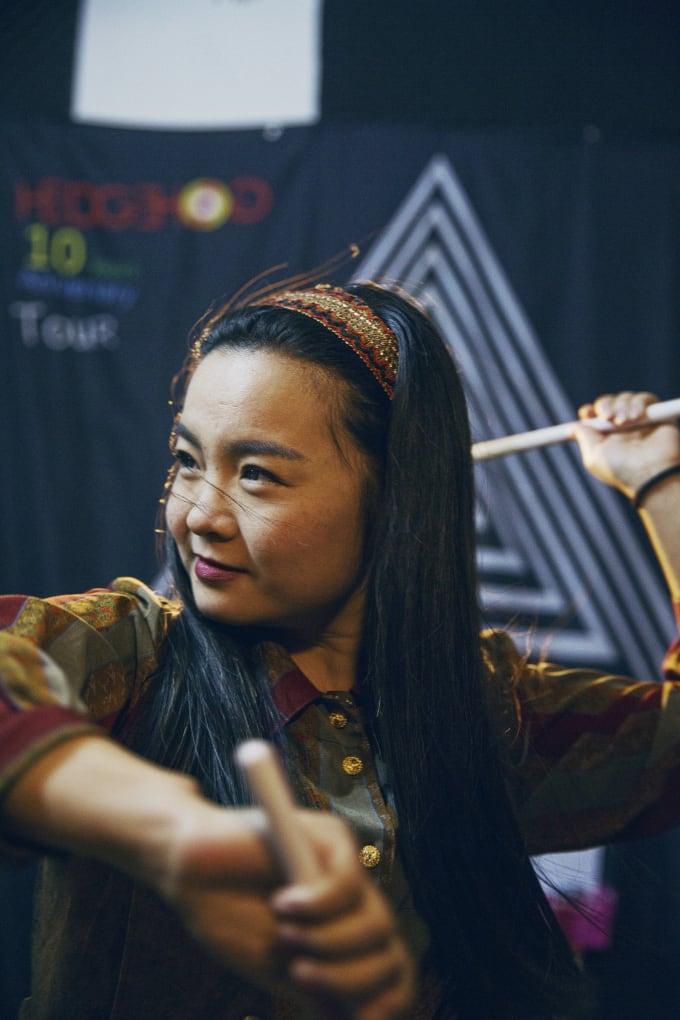 Beijing Drummer Shi