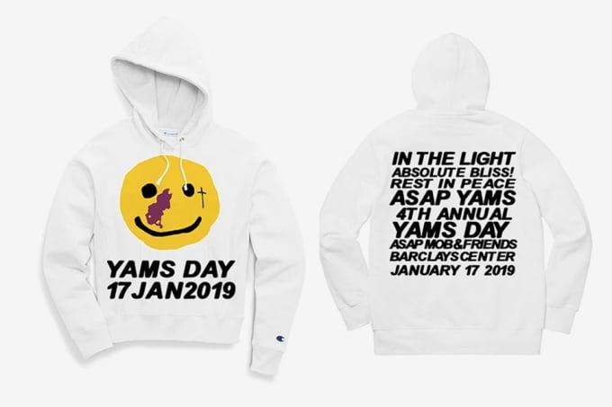 Yams Day 2019 Merch