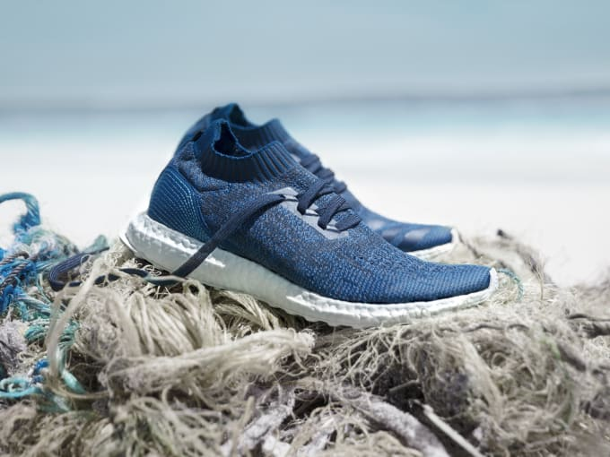 los angeles 3312a 62df1 adidas and Parley for the Oceans are launching 3 new ...