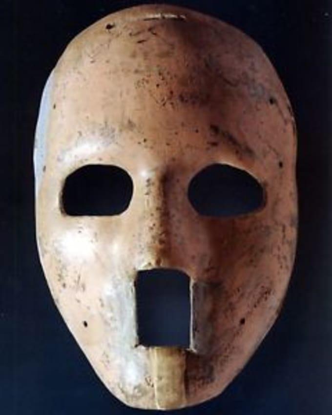 Jacques Plante facemask