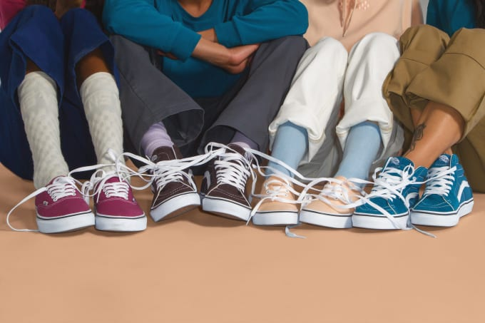 a686f8101e Vans Introduces Unisex Styles with the  Color Theory  Collection ...