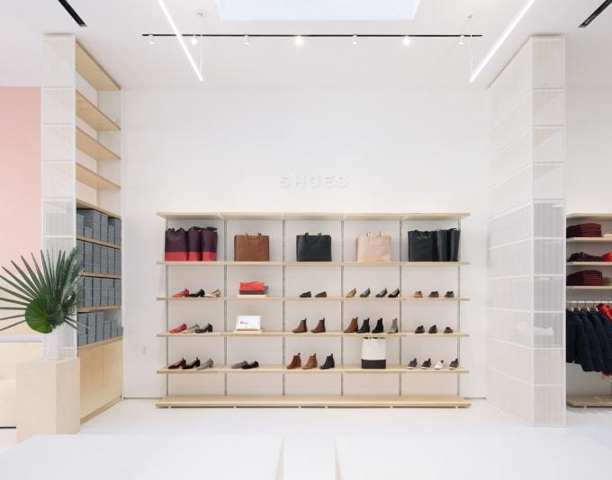 Everlane NYC Store