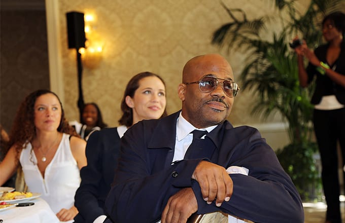 This is a photo of Dame Dash.