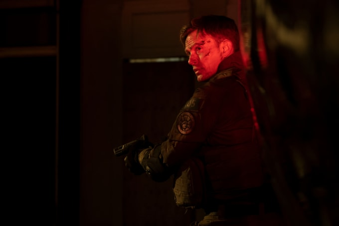 Agent Dex, Season 3 of 'Marvel's Daredevil'