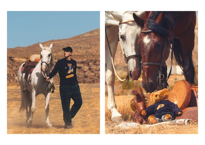 Palace x Polo Ralph Lauren Lookbook 8