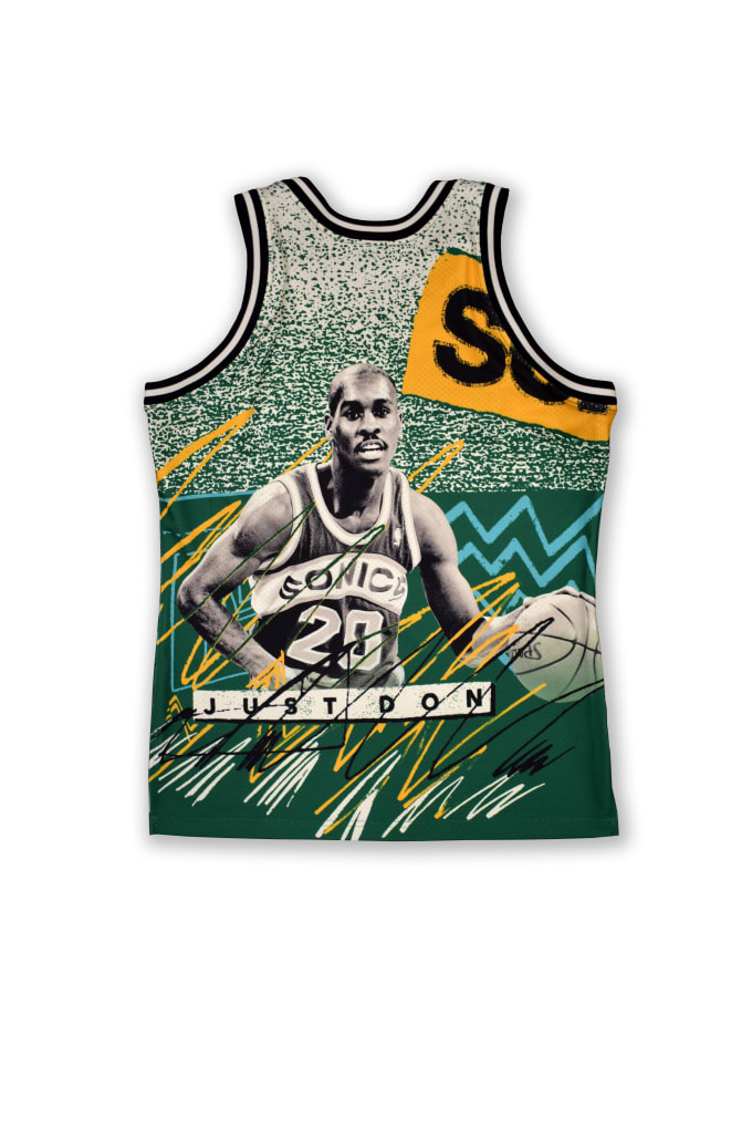 7e3794410 Mitchell   Ness and Just Don Team Up for  NBA Jam  Capsule