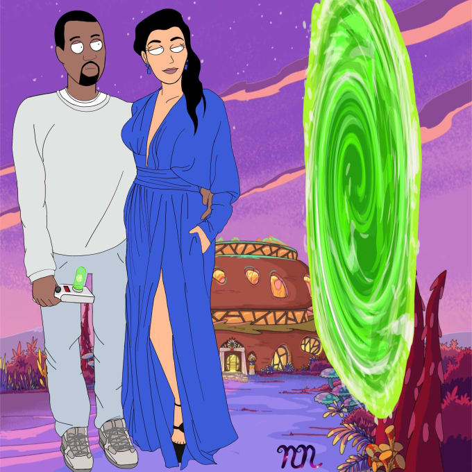 kanye-west-rick-and-morty-3