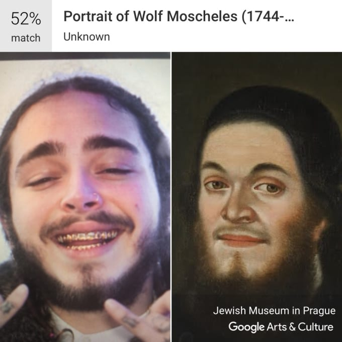 post malone google app