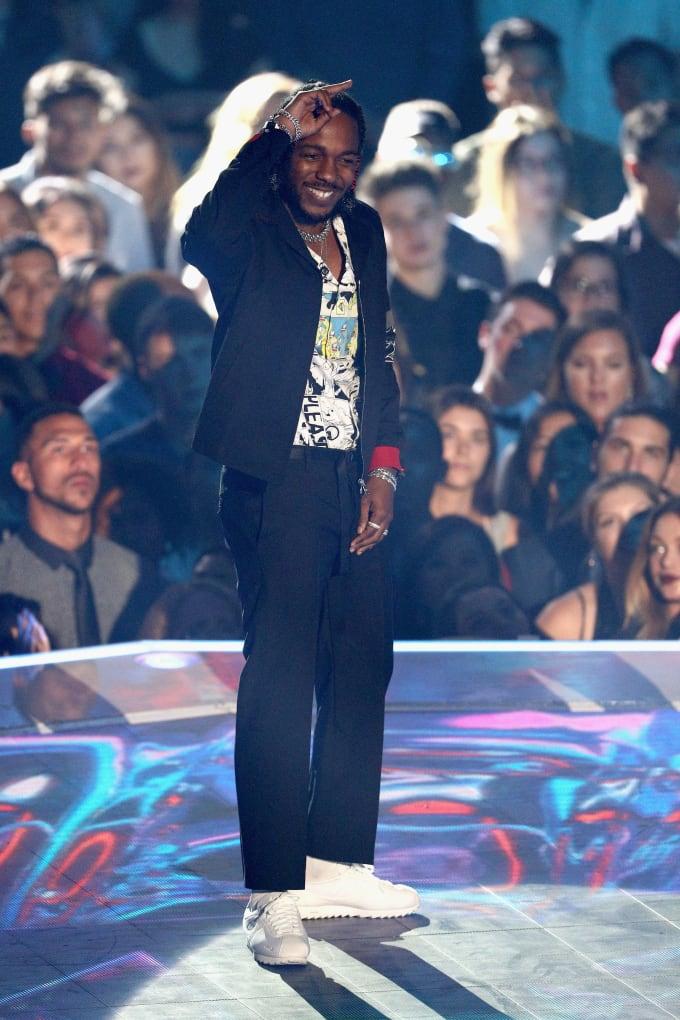 Kendrick Lamar Nike Cortez 2