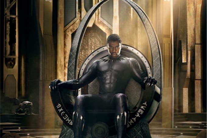 'Black Panther' poster