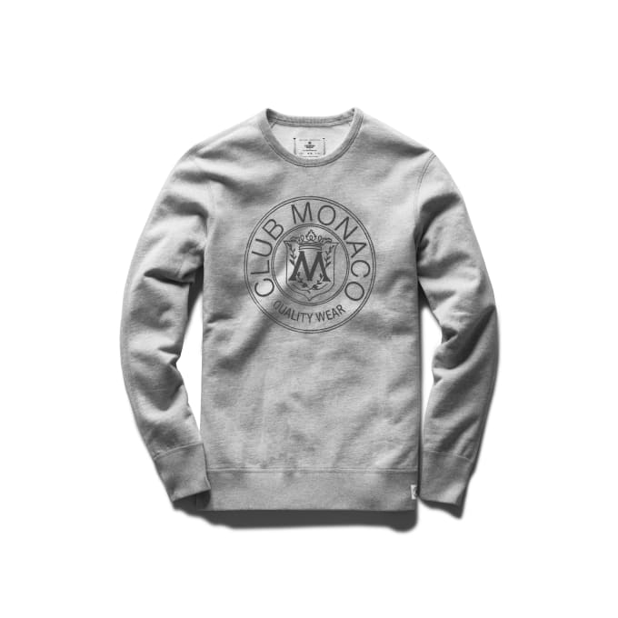 Club Monaco Teams Up With Reigning Champ To Release Capsule Collection