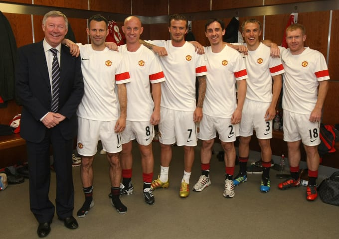 Class of '92 Manchester United
