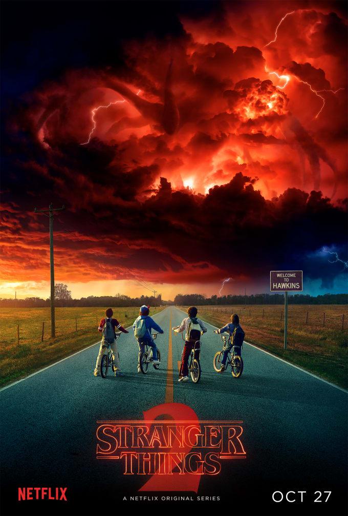 'Stranger Things' season 2 poster