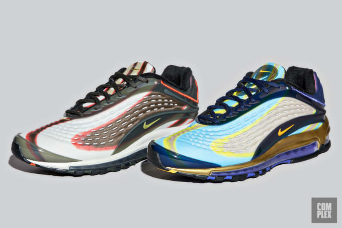 Nike Air Max Deluxe 2018 2