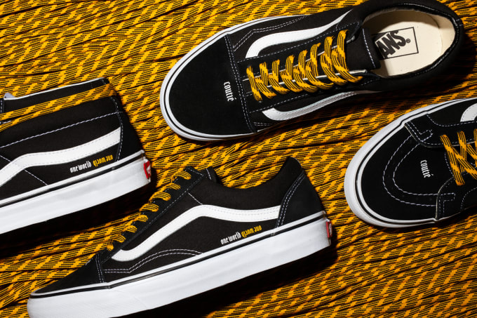 81c2644891a2a3 Coutié and Vans Launch the One World  2 Capsule Collection