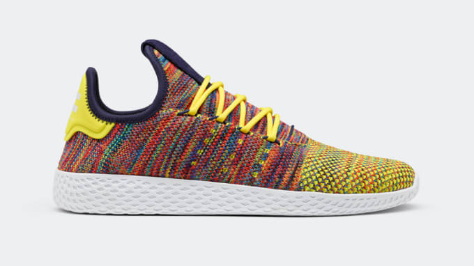 f6ba588727ffc Pharell   Adidas Originals Deliver a Second Colourful Offering of ...