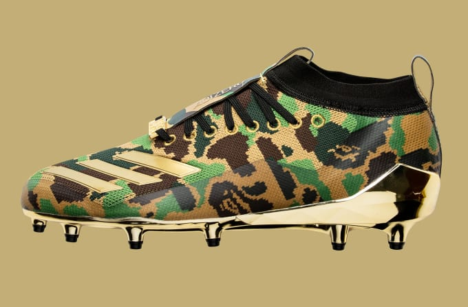 Adidas Football by Bape Adizero Cleat 'Green'