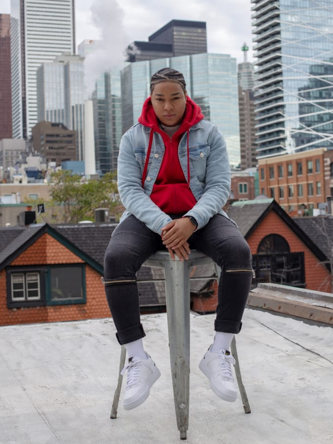 """Nike's Air Force 1 Pop-up Celebrates Toronto's """"Unsung Heroes"""""""