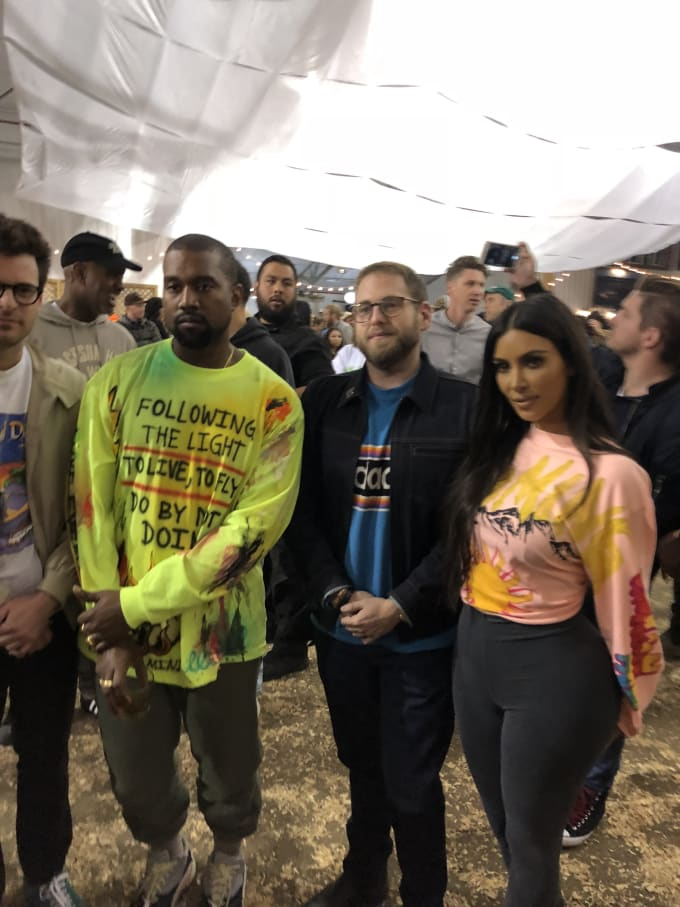 Kanye West Wyoming merch