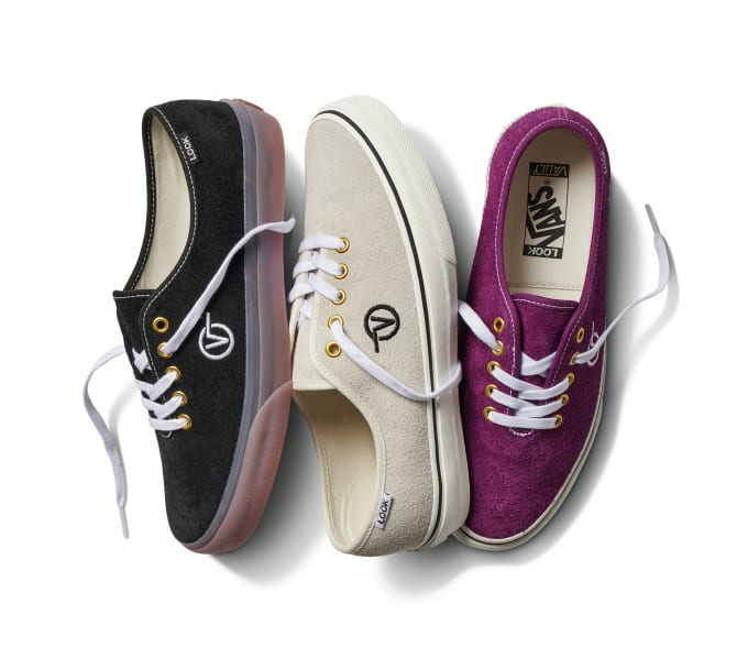 9e3c4ac09cd Bold Colour and Throwback Styles Collide for the Vault by Vans and ...