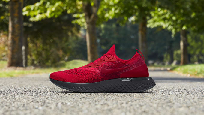 fe6794d03cd6 The Nike Epic React Flyknit Lands on Nike iD with a Unique Design ...
