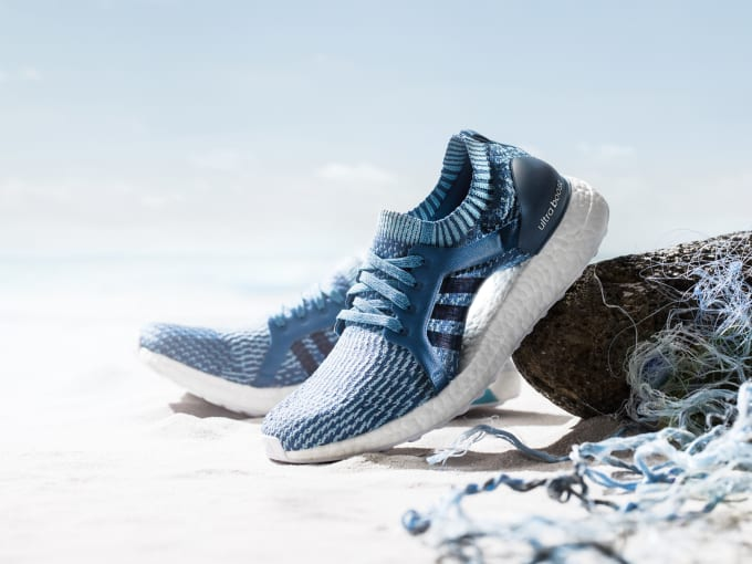 Adidas and Parley Launching new editions of Ultra Boost
