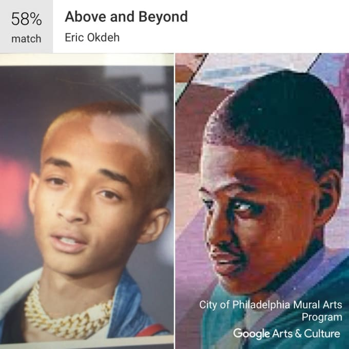 jaden smith google app