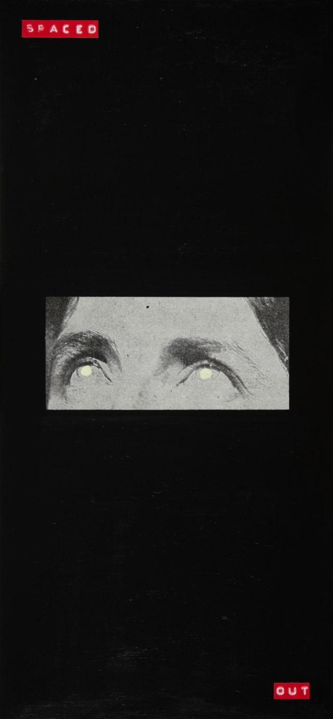 CACTUS JACK RECORDS' COREY DAMON BLACK ART SHOW AT ART WYNWOOD IN MIAMI