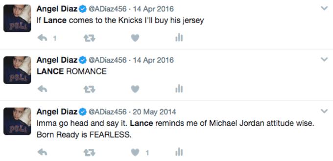 Lance Romance