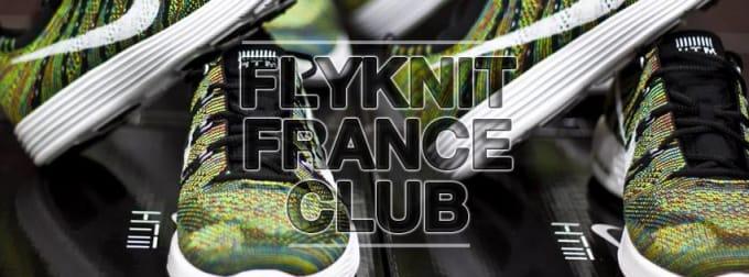 Flyknit France Club