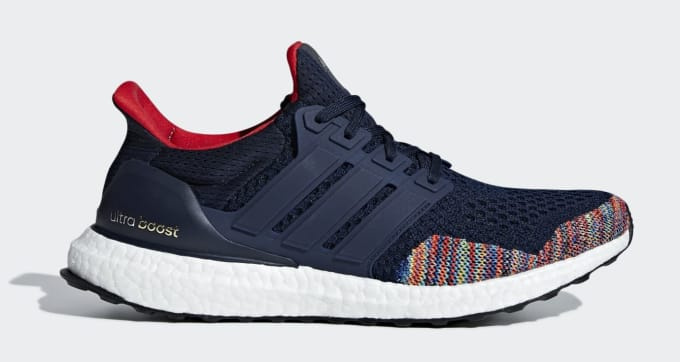 bec1e694c1fa4 Adidas Ultra Boost 1.0  Navy Multi