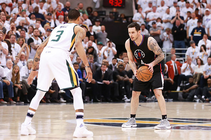 jj redick clippers