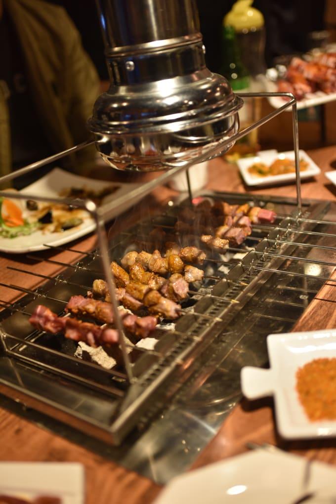 South Korea BBQ