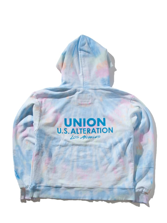 Union x U.S. Alteration hoodie ComplexCon