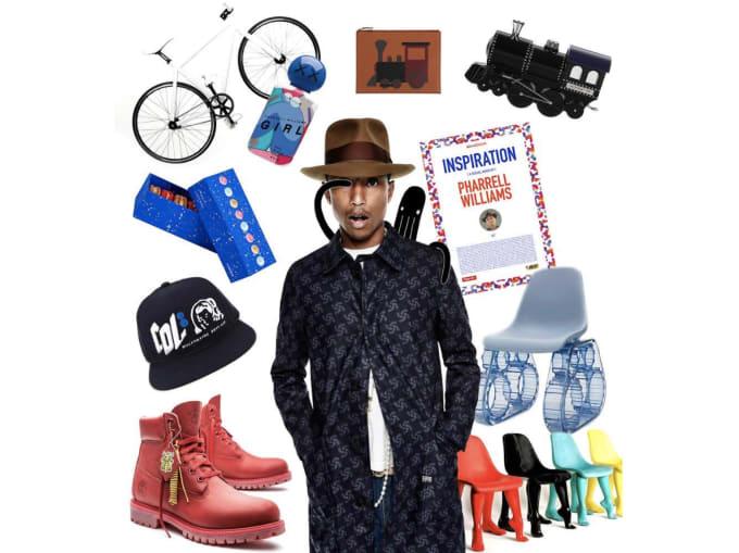 Colette x Pharrell