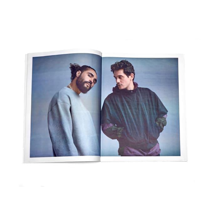 John Mayer x Jerry Lorenzo Zine