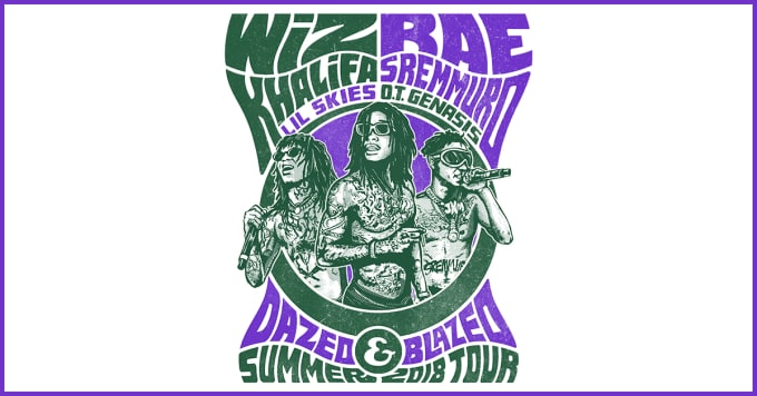 wiz and rae tour