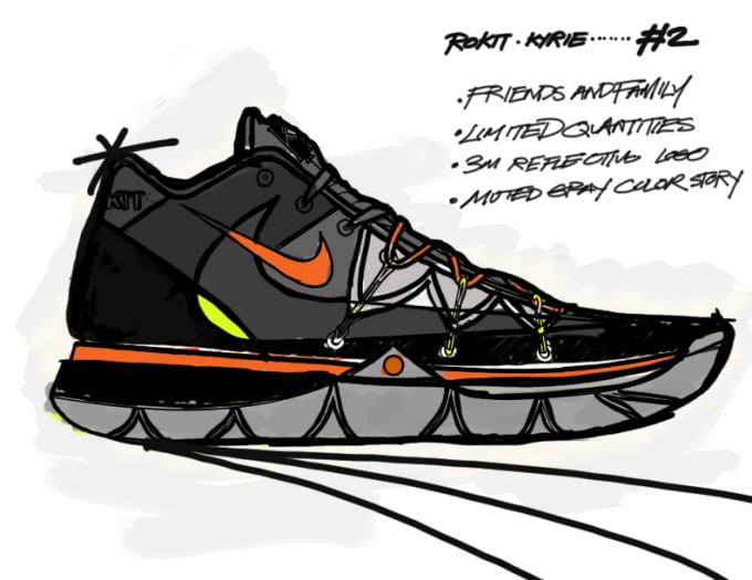detailed look db1aa 081b7 How Rokit Teamed With Nike for Its First Major Collab | Complex