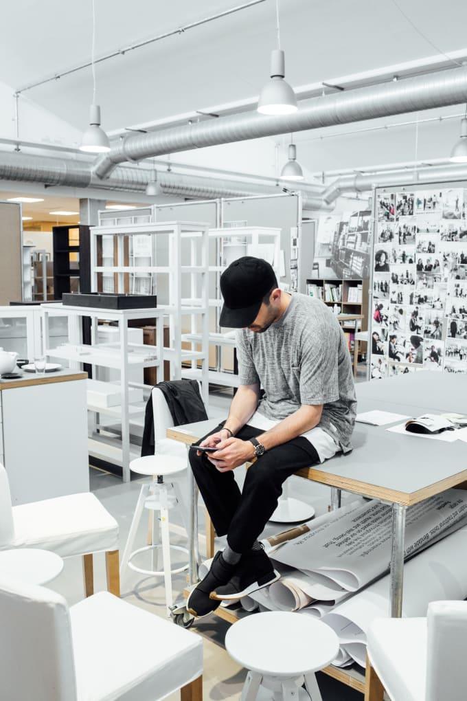 Stampd x IKEA