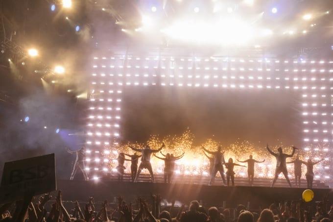 Backstreet Boys Festival D'ete 2017 4
