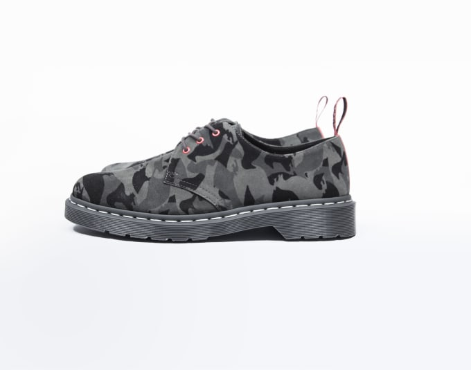 drmartens camo staple 4