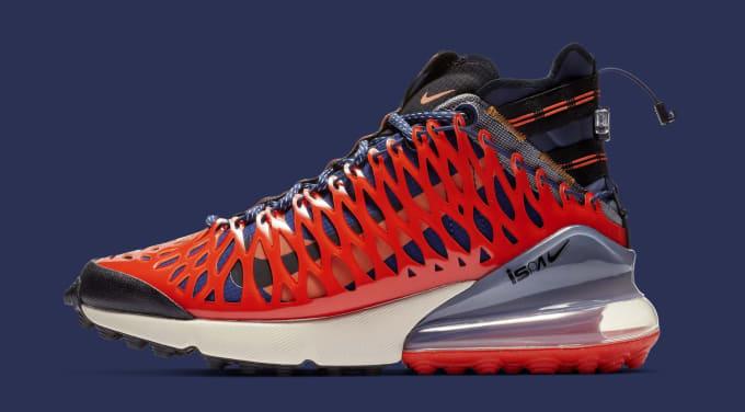 ae09735671 Image via Nike Nike Air Max 270 ISPA BQ1918-400 (Lateral)