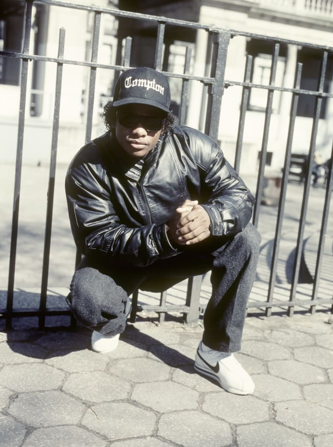 official photos 65850 dcad6 Eazy-E Nike Cortez