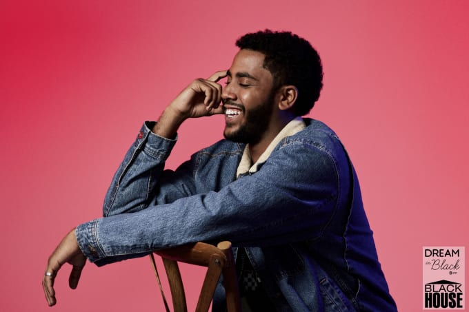 jharrel jerome at sundance