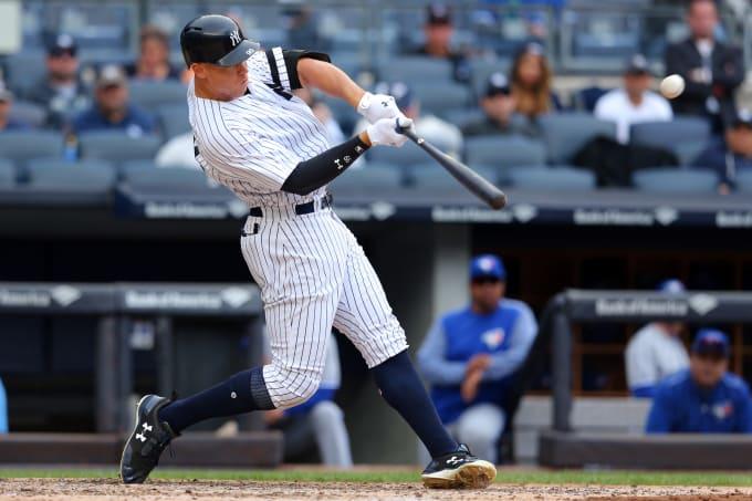 Aaron Judge Yankees Blue Jays 2017