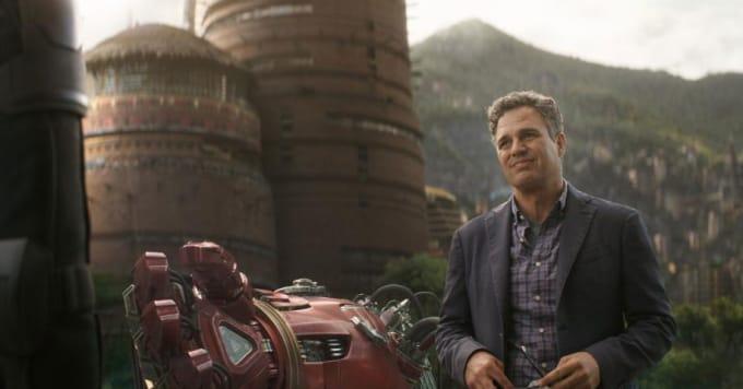Bruce Banner in 'Avengers; Infinity War'